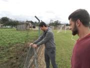 FMCE fiscaliza campos que sediarão o Campeonato Içarense