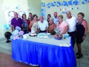 Pedro Campolino completou 99 anos no dia 11 de fevereiro
