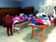Pastoral da Paróquia São Donato realiza bazar