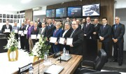 Legislativo parabeniza ex-presidentes da CDL