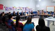 Educadores de Balneário Rincão passam por capacitação