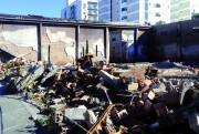Incêndio no pavilhão da Loja De Luca completa um mês