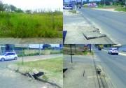 Governo aumenta o IPTU e não faz manutenção na cidade