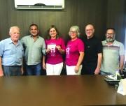 Rede Feminina recebe recursos de R$ 25 mil