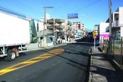 Rua Vitória recebe novas sinalizações de trânsito