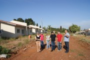 Vereadores da Comissão de Serviços Públicos visitam obras