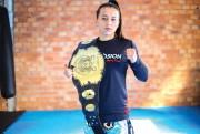 Verônica luta por novo cinturão de muay thai
