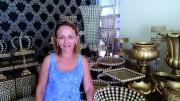 Maria Luiza Réus transforma hobby em profissão