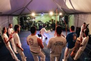 Capoeira: Içara recebe Mestre Senzala