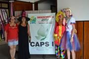 CAPS Folia reúne sete municípios em baile de carnaval