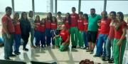 Delegação içarense viaja, para o Brasileiro de Caratê