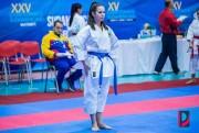 Carolaine disputa seletiva para Jogos Olímpicos da Juventude na Croácia