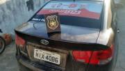 Motorista é detido pela Polícia Civil com carro clonado em Rincão