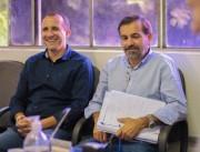 Governo discute possibilidade de renovação de contrato com a Casan