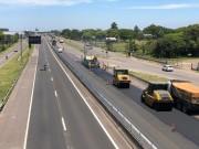 CCR ViaCosteira informa cronograma semanal de obras na BR-101 Sul