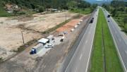 CCR ViaCosteira inicia construção das Bases fixas do SAU na BR-101 Sul/SC
