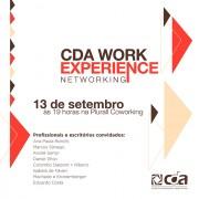 Clube CDA promove networking entre renomados profissionais e estudantes de arquitetura
