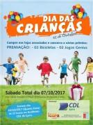 CDL de Içara lança campanha do Dia das Crianças