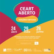 Ceart Aberto à Comunidade: Edições Virtuais começam neste sábado em SC