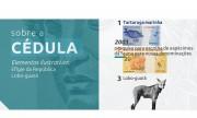 Banco Central anuncia lançamento da nota de R$ 200 com a imagem do lobo-guará