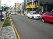 Dupla é detida pela PM após tentativa de assalto no Centro de Içara