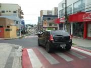 Trânsito de Içara terá alterações de sentido a partir da próxima segunda-feira