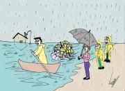 Mais chuva na região Sul