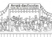 Festas julinas nas escolas