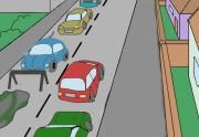 Buraco na ICR-252 prejudica tráfego