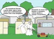 Cemitérios de Içara precisam de melhorias