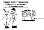 Sapinho apostou votos em Mariani