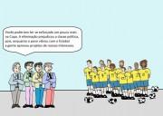 Brasileiro volta a triste realidade