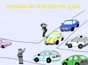Campanha de conscientização no trânsito em Içara