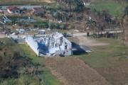 Defesa Civil visita municípios atingidos pelo ciclone no Vale do Itajaí e região Norte