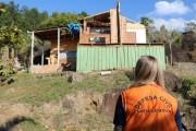 Governo do Estado atua na reconstrução dos municípios atingidos por ciclone