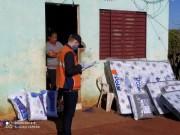 Ciclone em SC: Itens de ajuda humanitária são entregues em todo o Estado