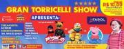 Gran Torricceli Show leva a magia do circo a Tubarão
