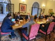 Vereadores de Criciúma se reúnem com governador para tratar sobre a Coopera