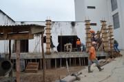 Obra da CME avança no Hospital Santa Catarina em Criciúma