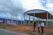 Empresas ampliam e constroem na Área Industrial II de Cocal
