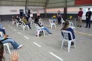 Secretaria de Educação de Cocal do Sul realiza reunião com estagiários