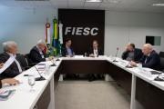 Posição empresarial sobre a pandemia do coronavírus em Santa Catarina