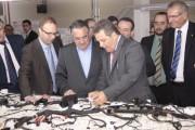 Colombo participa da inauguração de filial da Kromberg & Shubert