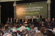 Governador Colombo destaca o potencial da bovinocultura