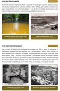Exposição fotográfica virtual revela fases do Rio Urussanga e resgata a história