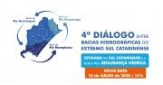 Inscrições abertas para evento virtual sobre estiagem e segurança hídrica