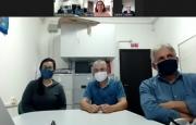 Diretoria do Comitê Araranguá realiza reunião de planejamento e define calendário