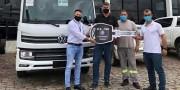 Cooperaliança reforça frota de veículos pesados com aquisição de um caminhão