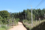 Coopercocal conclui expansão de rede na localidade de Linha Ferreira Pontes