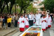 Festa de Corpus Christi relembra a morte e ressurreição de Jesus Cristo